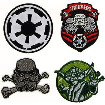 Star Wars Movie Film Iron Sew on Patch Badge