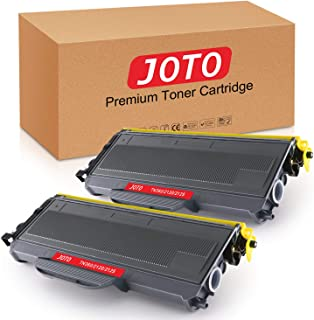 JOTO Compatible Toner Cartridge Replacement for Brother TN360 TN-360 TN 360 TN-330 TN 330 DCP-7040 HL-2140 HL-2170W DCP-7030 MFC-7340 MFC-7345N MFC-7440N (Black, 2 Pack, High Yield)