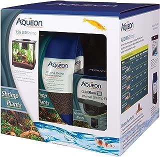Aqueon 7.5 Gallon LED Shrimp Aquarium Kit