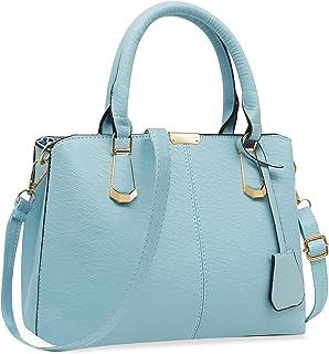 Pahajim Modische Damen-Handtasche aus PU-Leder, Kirchentasche, einzigartige Arbeitstasche