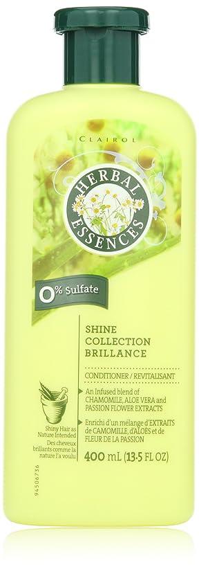 牽引村納税者Herbal Essences コレクションコンディショナー13.5液量オンスシャイン