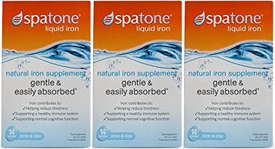 Nelsons Spatone 100% Natural Iron Supplement--42 Sachets