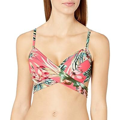 La Blanca Underwire Push Up Bikini Swimsuit Top