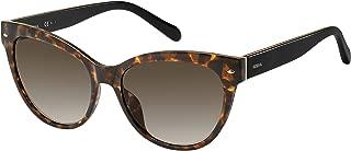 Fossil FOS 2058/S FOS2058S08654HA Cateye SunglassesDKHAVANA54 mm