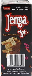 Funskool Jenga Jr. JR. JENGA - Pack of 1, F
