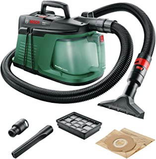 Bosch Home and Garden 06033D1000 Bosch Aspirador EasyVac 3, 700 W, verde