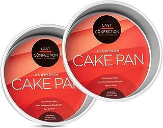 Last Confection 2-Piece Round Cake Pan Set - 8