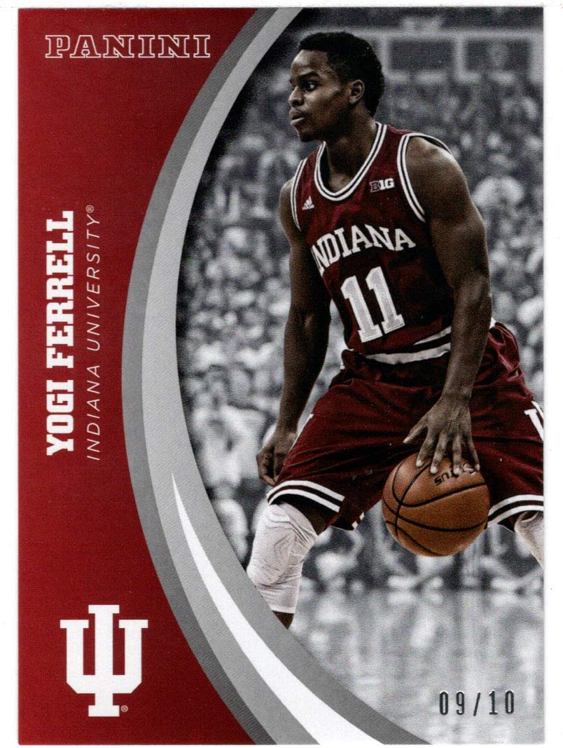 Yogi List price Ferrell Quantity limited 9 10 Multi-Sports State 2016 Card Panini Indiana