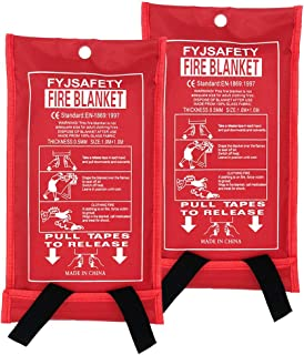 Best fire extinguisher and blanket Reviews