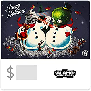 Alamo Drafthouse Cinema Movie Gift Cards - E-mail Delivery