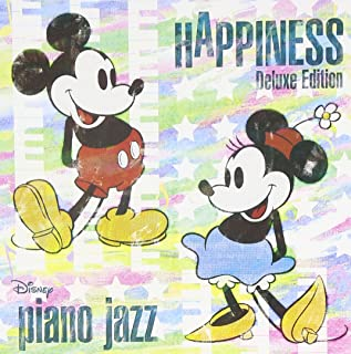 "Disney piano jazz ""HAPPINESS"" Deluxe Edition"