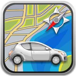 Car Navigation App Uk
