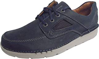 clarks unnature time sneaker men's