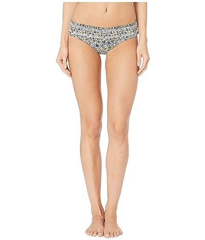 Tory Burch Swimwear Costa Hipster Bottom (Love Floral Degrade) Women