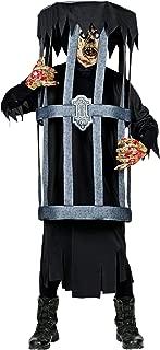WIDMANN Disfraz de prisionero en jaula 01182 - Unisex - Adulto ...