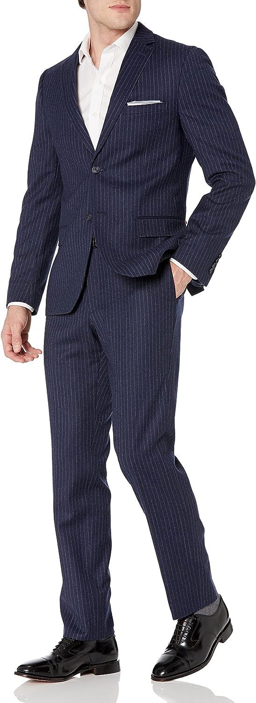 DKNY Men's Branded goods Slim Suit Wool Fit Outlet SALE