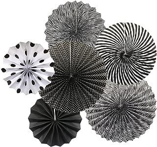 party paper fans