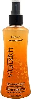 Vitabath Pineapple Sunset Fragrance Mist 8 oz