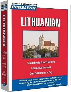 learn to speak lithuanian
