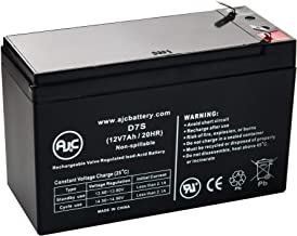 Kung Long WP7-12 Sealed Lead Acid - AGM - VRLA Battery - This is an AJC Brand Replacement