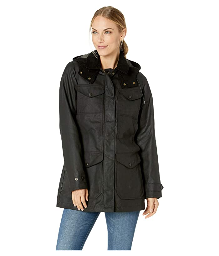 Filson Moorcroft Jacket (Smoke) Women