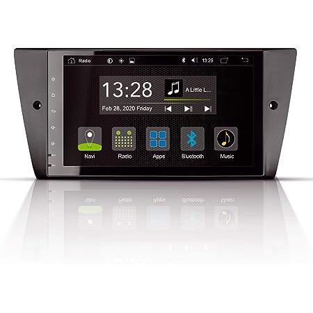 Radical R C11bm1 Android Autoradio Für Bmw 3er E46 Mit Dab Ukw Usb Bluetooth Wifi Wlan 9 Touchscreen App Radio Mit Offenem Android 9 0 Os Zum Navi Erweiterbar Navigation