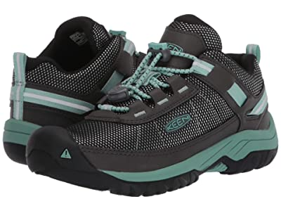 Keen Kids Targhee Sport (Little Kid/Big Kid) (Magnet/Ocean Wave) Girl