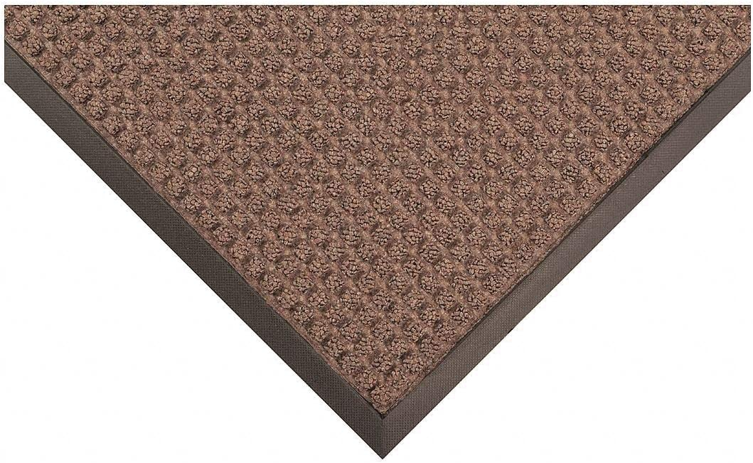 Carpeted Entrance Mat Brown NEW before selling ☆ 6ft. x 4ft. Year-end annual account