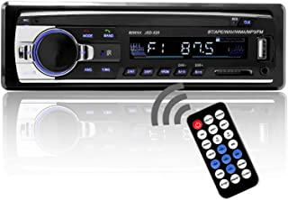 Car Bluetooth in-Dash Radio Stereo Audio Head Unit Player MP3/USB/SD/AUX-IN/FM