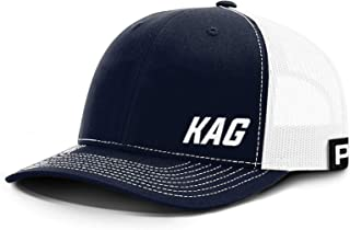 Printed Kicks Trump 2020 KAG Lower Left Back Mesh Hat