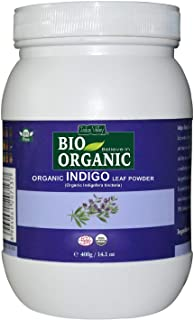 Indus Valley Organic Indigo Leaf Powder, 400g