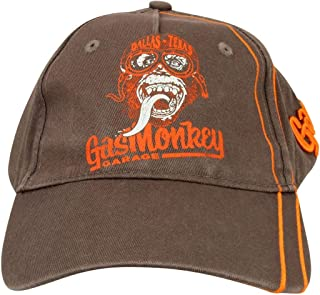 7119e52737d Amazon.es: Gas Monkey Garage - Sombreros y gorras / Accesorios: Ropa