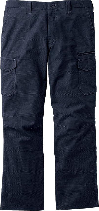 ジャウィン(Jawin) カーゴパンツ ストレッチ パンツ ズボン 伸縮性 麻 消臭 清涼感 jd-56602