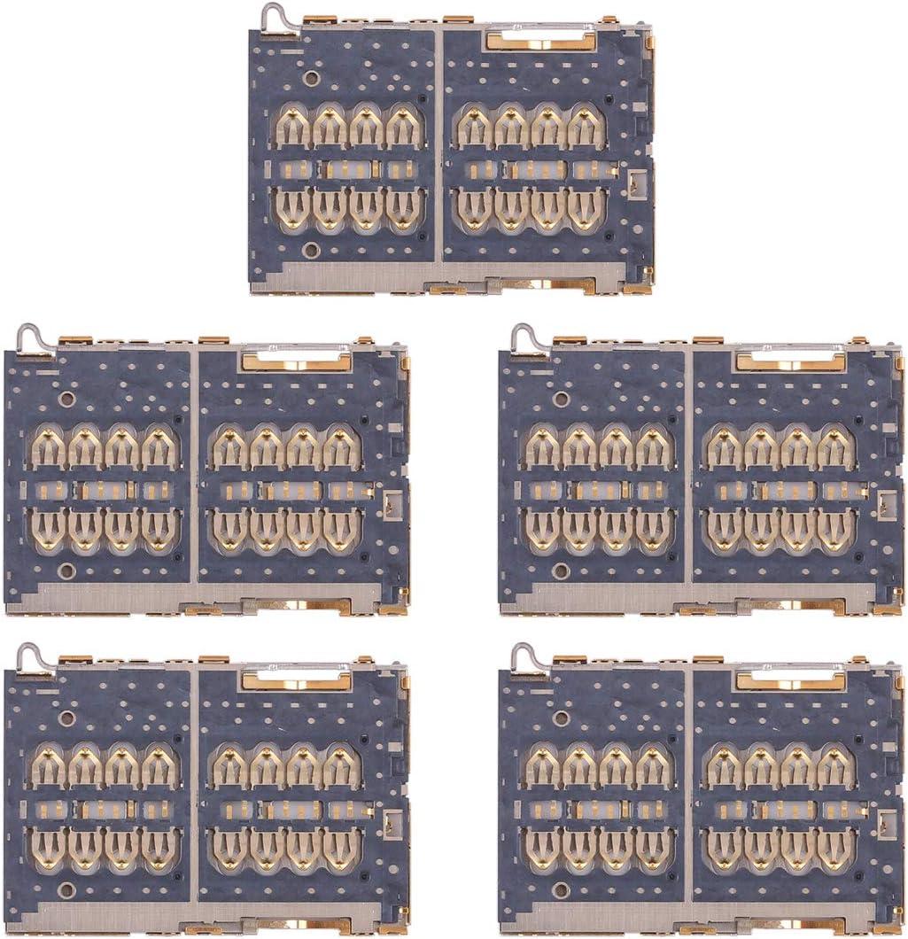 HMG Lector de Tarjetas 5 PCS for Xiaomi Mi 4c / Note 3