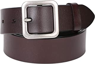 Womens Genuine Leather Belts For Jeans Pants 1.3