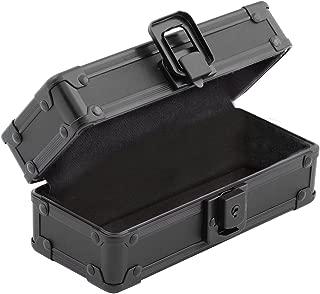 Vaultz Locking Sports Sunglass Case, Tactical Black (VZ03632)