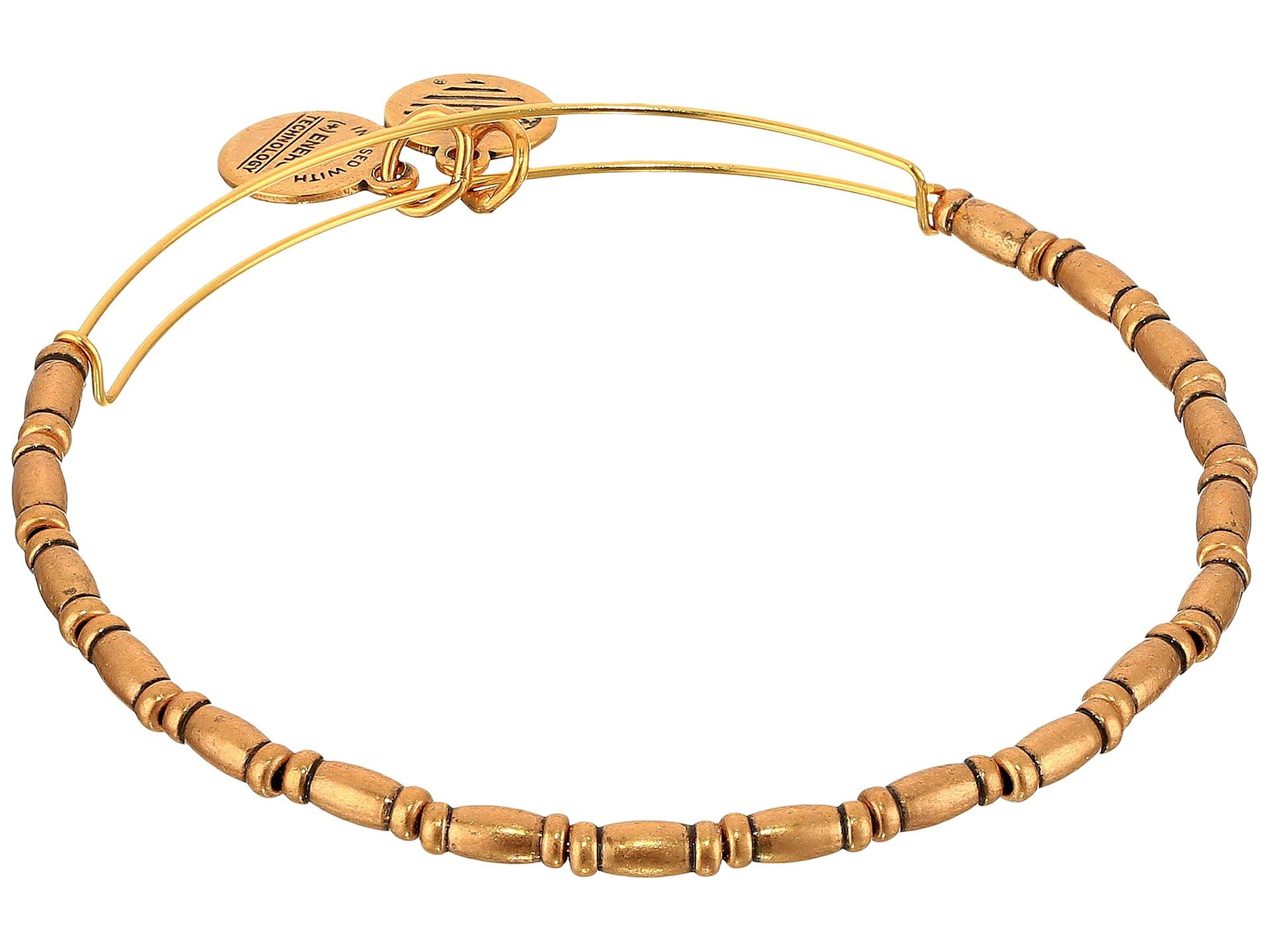 Reed Beaded Bangle