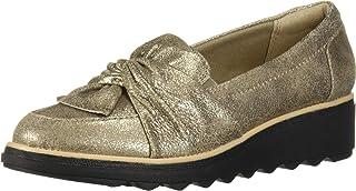 حذاء شارون داهير بدون كعب للنساء من كلاركس