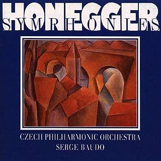 Honegger: Symphonies Nos 1-5, Pacific 231, Mouvement symphonique No. 3