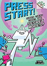 Super Cheat Codes and Secret Modes!: A Branches Book (Press Start #11) (Library Edition)