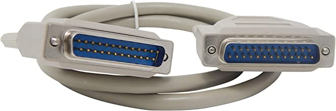 Your Cable Store 3 Foot DB25 25 Pin Serial Port Cable Male/Male RS232