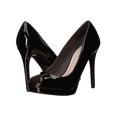 Chinese Laundry Fia Pump (Black Patent) High Heels