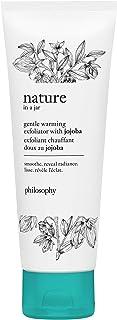 Philosophy Nature In A Jar Gentle Warming Exfoliator with Jojoba, 120ml