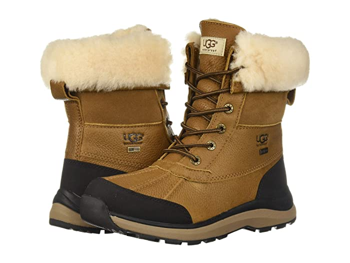UGG  Adirondack Boot III (Chestnut) Womens Cold Weather Boots