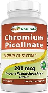 Best chromium picolinate plus Reviews