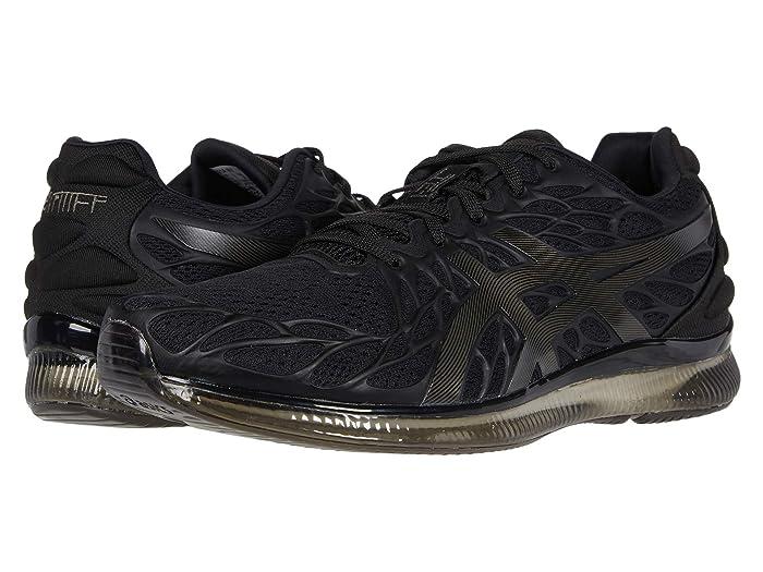 ASICS  GEL-Quantum Infinity 2 (Black/Black) Mens Running Shoes