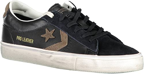 Converse Lifestyle Pro Leather Vulc Distressed Ox, paniers Basses Mixte Adulte