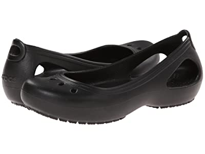Crocs Kadee (Black/Black) Women