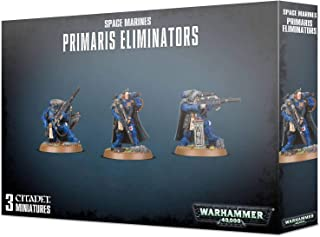 Games Workshop 40,000: Space Marines PRIMARIS ELIMINATORS