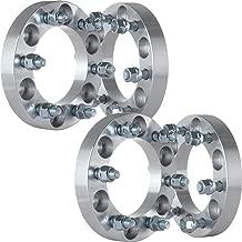ECCPP 6x5.5 Wheel Spacer 1 inch 25mm 6x5.5 to 6x5.5 | 6x139.7mm to 6x139.7mm 12x1.25 Studs Fits for Nissan Armada Nissan Frontier Nissan Titan Xterra(4X 1